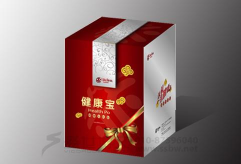 科技产品礼品包装盒设计