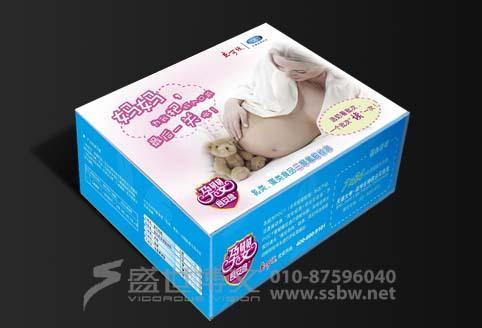 孕婴产品包装设计 空>