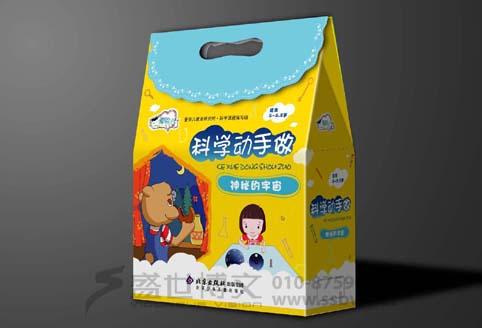 幼儿教育产品包装设计