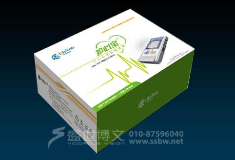 健康監測包裝設計